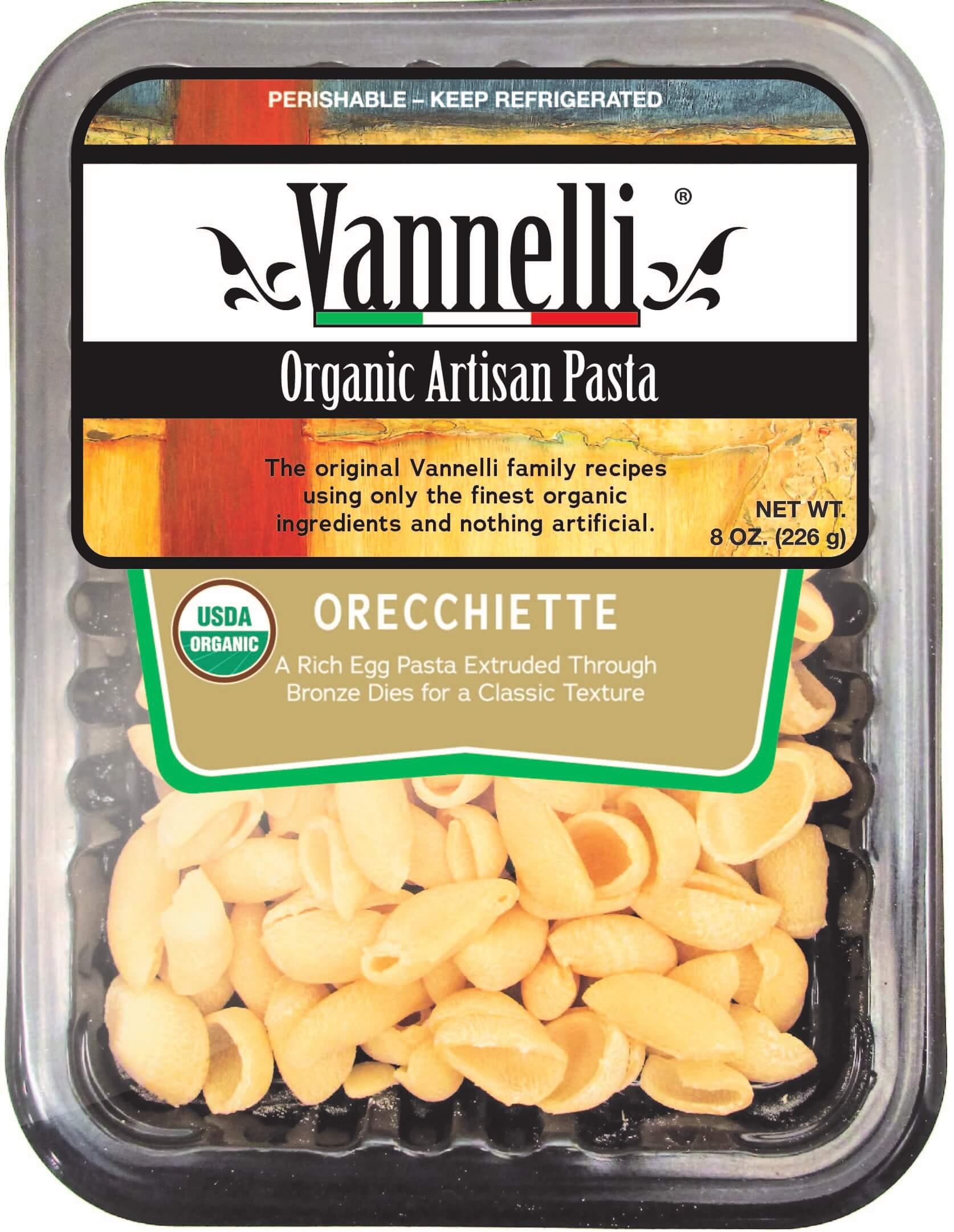 Organic Orecchiette